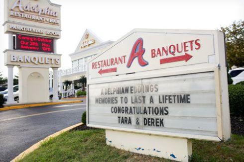 Adelphia NJ Wedding Venue | spotofteadesigns.com