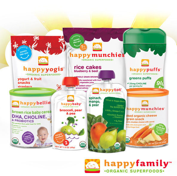Happy Baby Giftset Prize