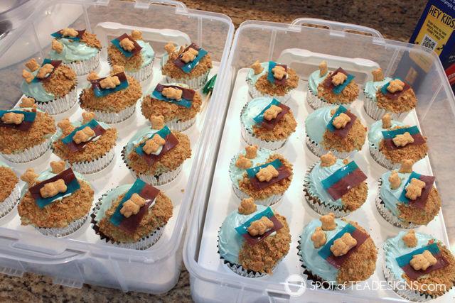 Top 10 Favorite Baking Accessories: Cupcake Carrier   spotofteadesigns.com
