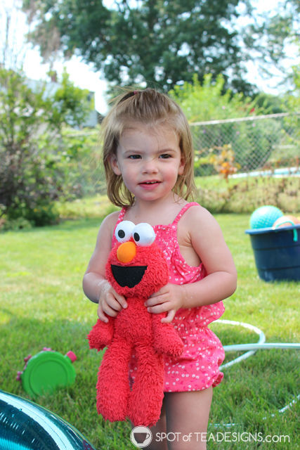 Top 10 Favorite Items for 2 year olds - Elmo Plush | spotofteadesigns.com