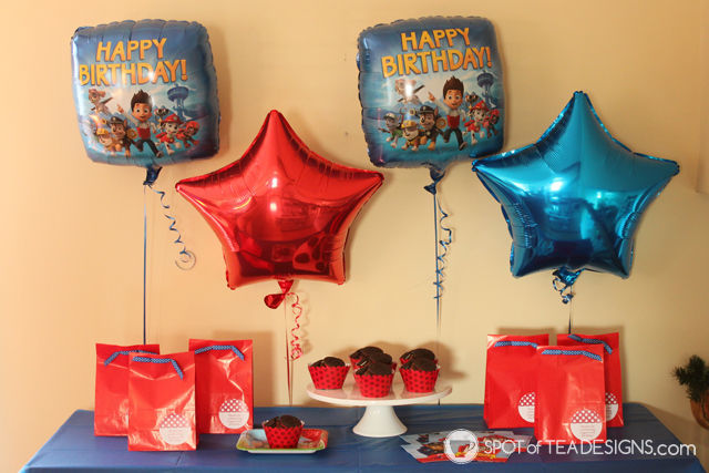 Party Styling Tips & Tricks - #partyplanning | spotofteadesigns.com