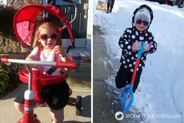 Top 10 Favorite Items for 2 year olds - Sunglasses | spotofteadesigns.com