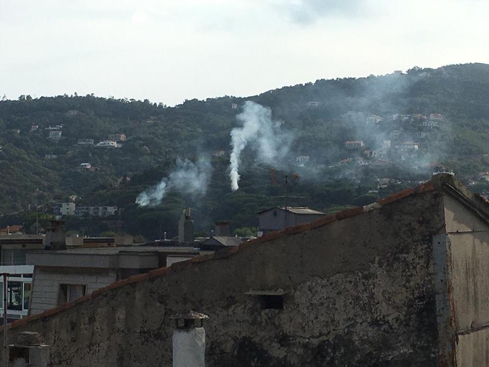 7 incendi (dolosi) in 4 giorni: il piromane è uno di noi – EDITORIALE
