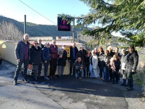 """Installato il defibrillatore a Voze: c'è stato il contributo del """"Passu du Ventu"""""""