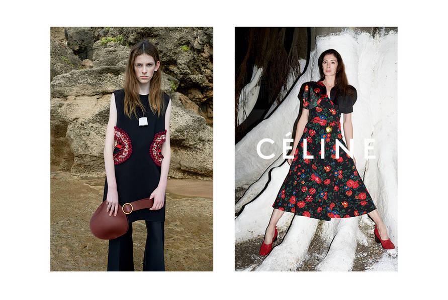 Celine Summer 2015 Campaign 2