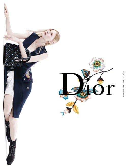 Dior Spring/Summer 2015 Ad Campaign 1