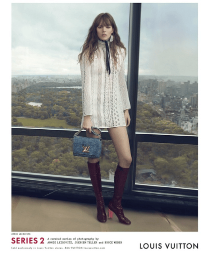 Louis Vuitton Spring 2015 Ad Campaign 1