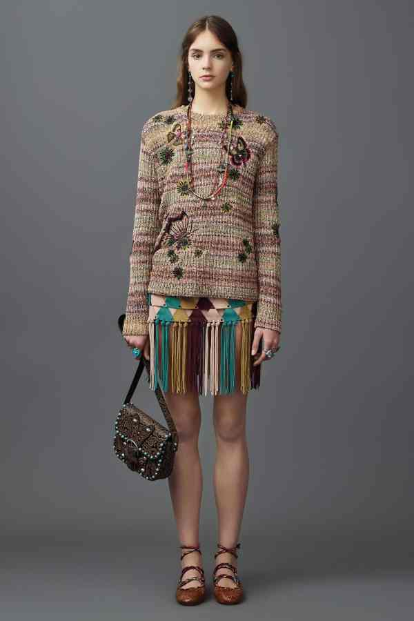 Valentino Resort 2017 Collection | Spotted Fashion