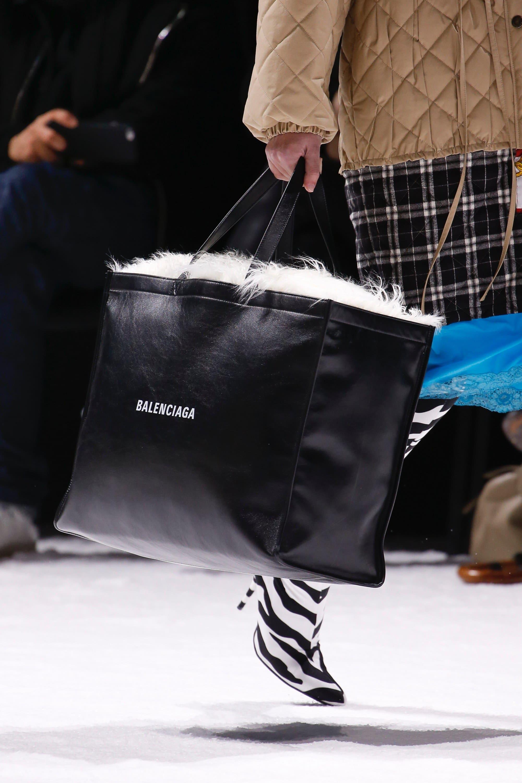 Balenciaga FallWinter 2018 Runway Bag Collection