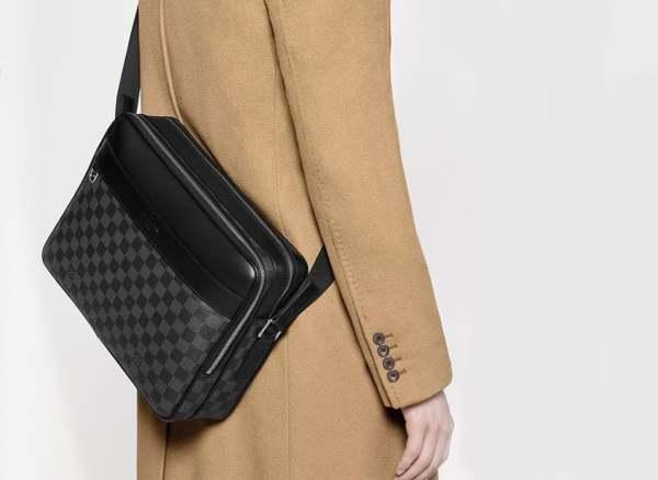 Five Louis Vuitton Men's Messenger Bags To Buy Now ...