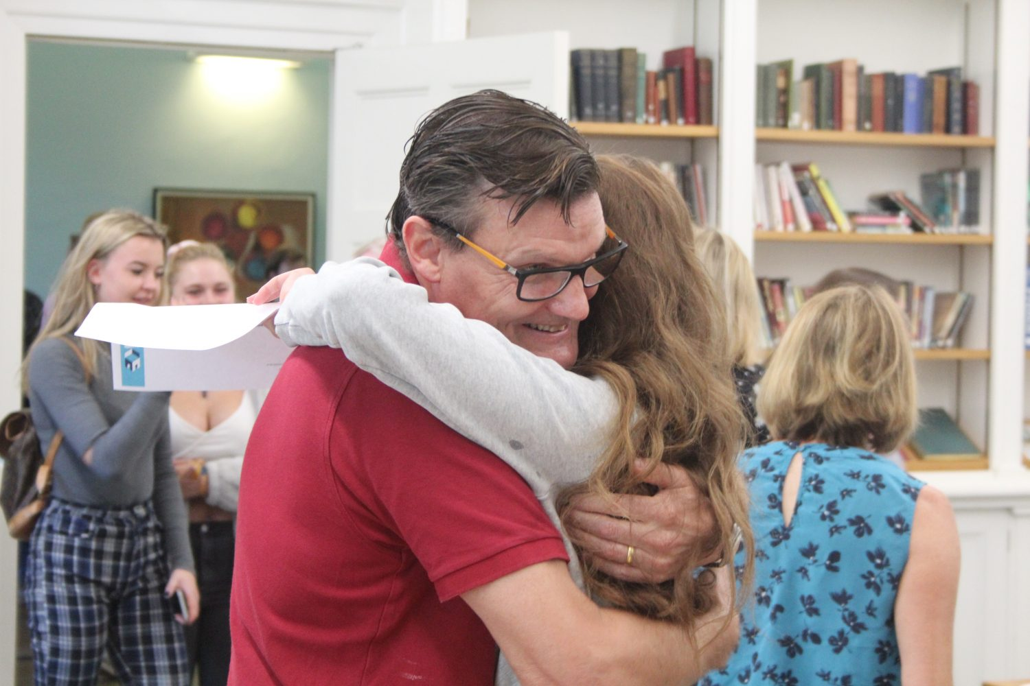 Superb GCSE results for hard-working King's Ely students