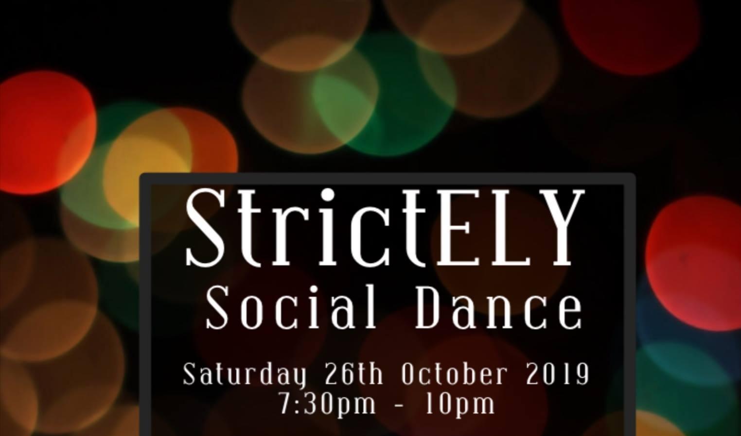 StrictEly Social Dancing in Ely!