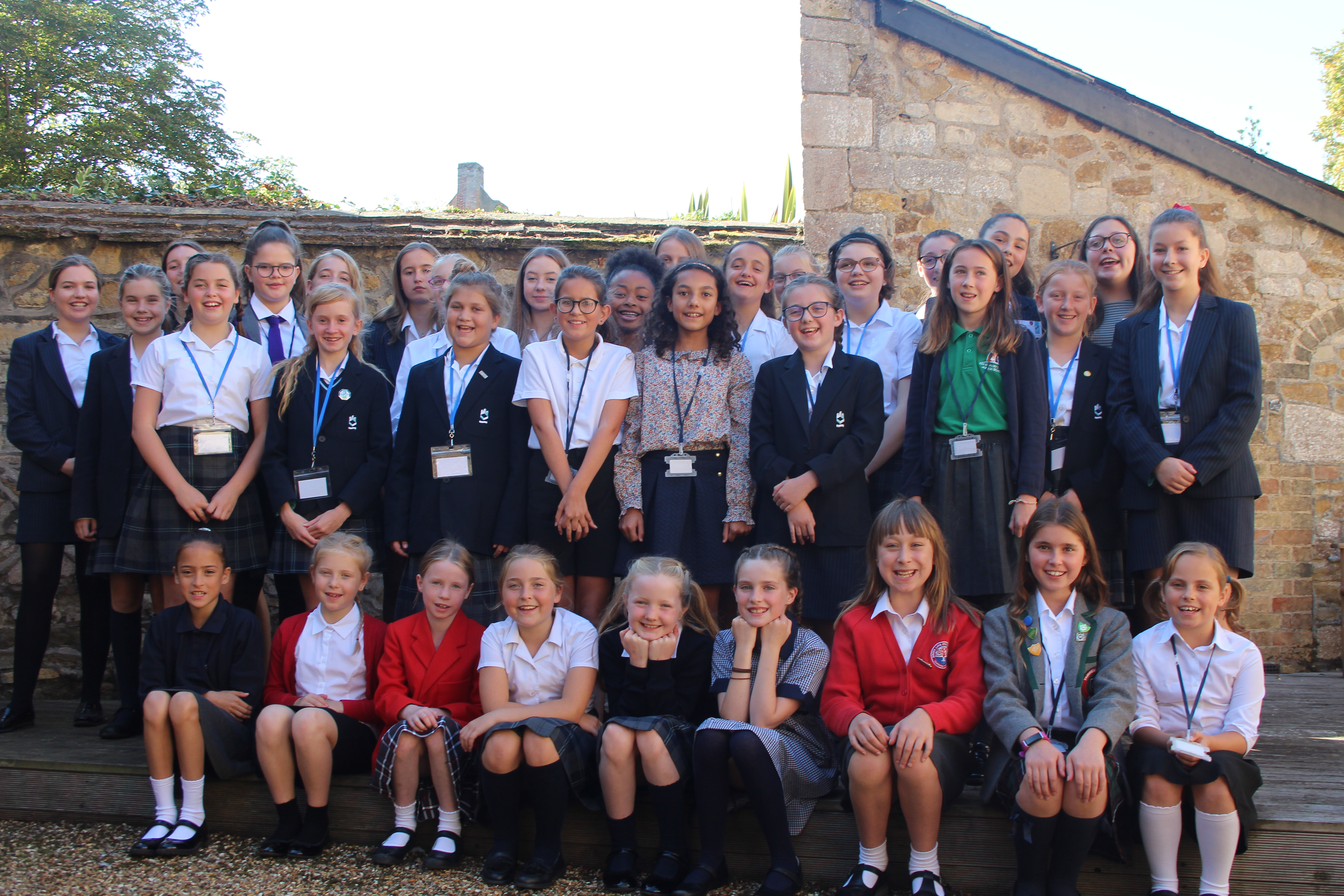 Girls get a glimpse of what life is like as an Ely Cathedral Chorister