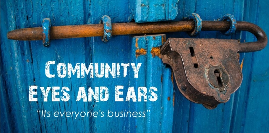 Have Your Eyes and Ears Open to Support Your Neighbours