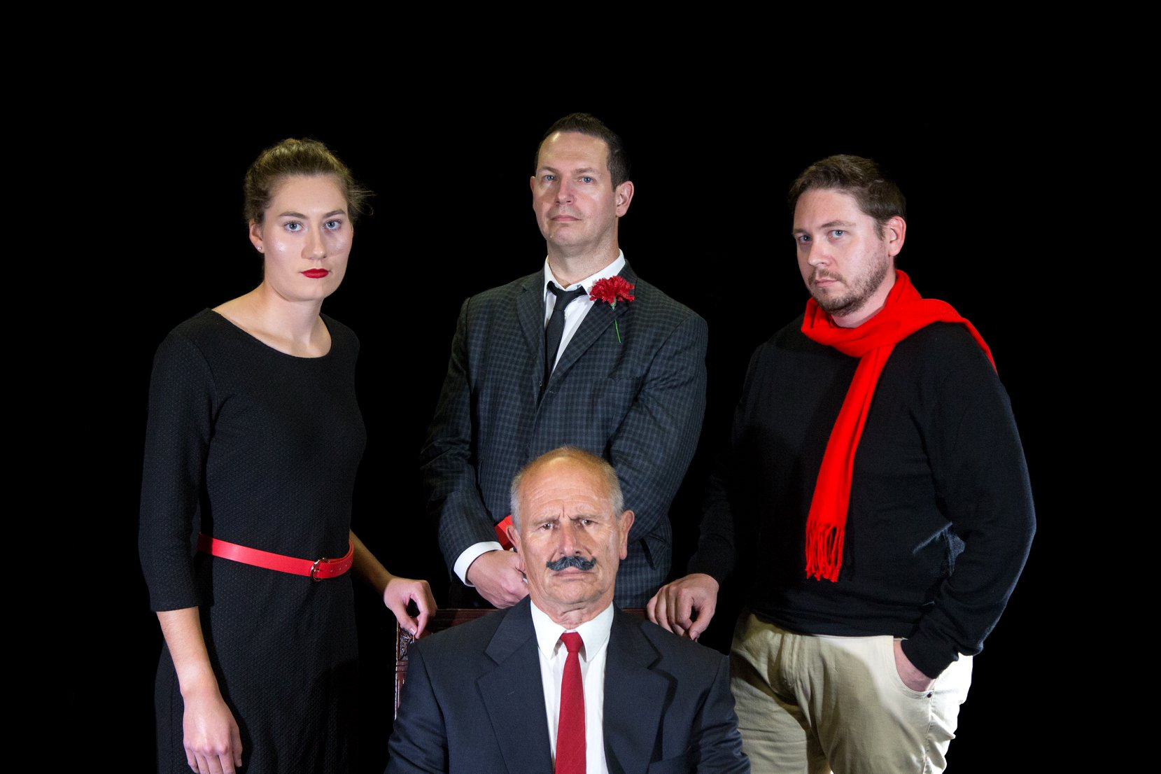 'And Then There Were None' brought to life – and death – by Ely Amateur Dramatic Society