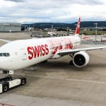 "Swiss Boeing 777 ""Faces of Swiss"""