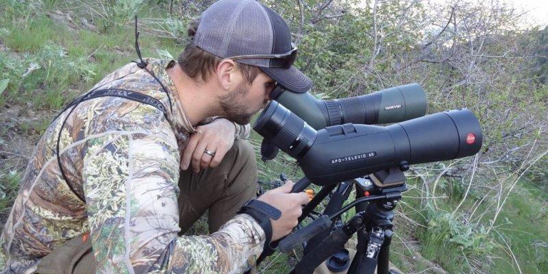Maintain Spotting Scope