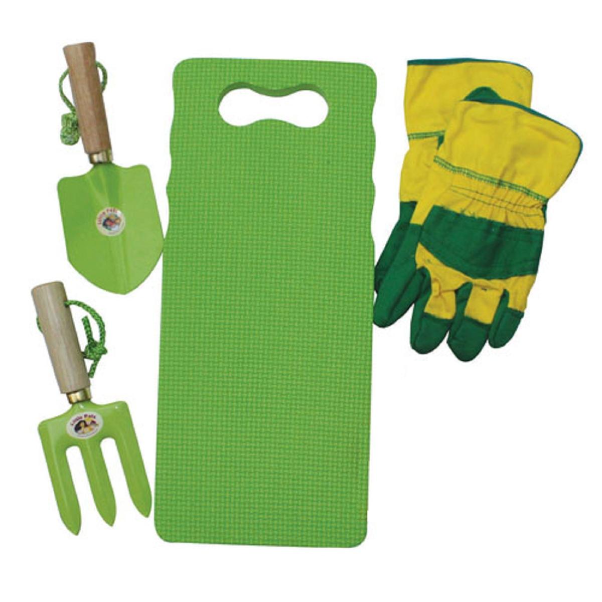 Childrens Green Activity Gardening Kit