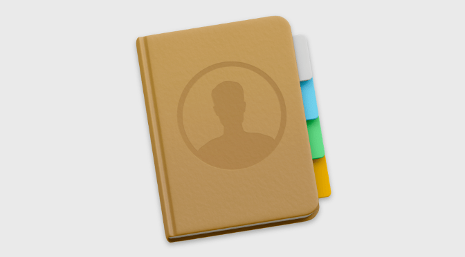 Missing recipients when emailing group in OS X