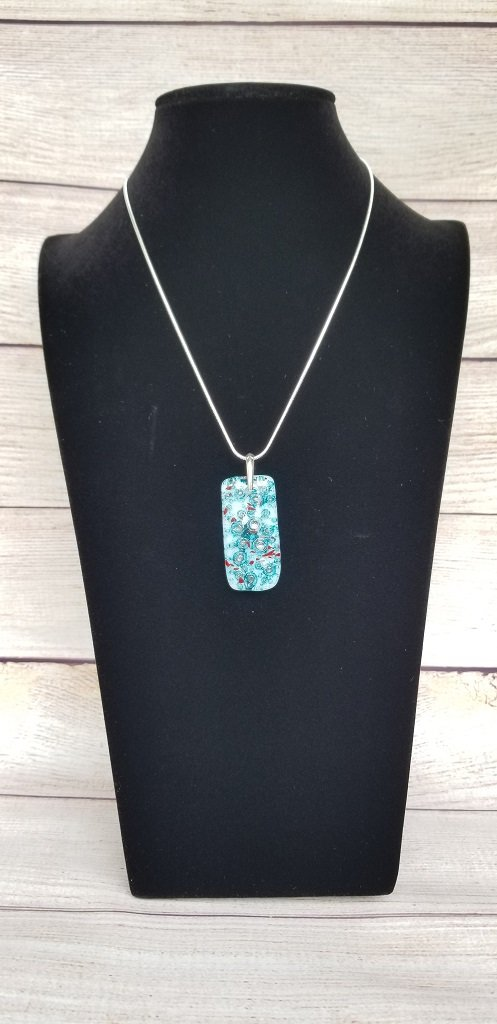 Blue Water Pendant