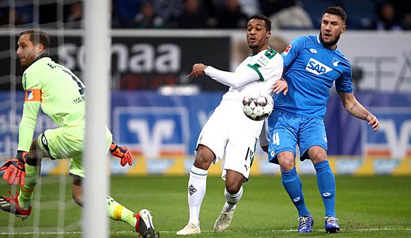Image result for hoffenheim 0-0 gladbach