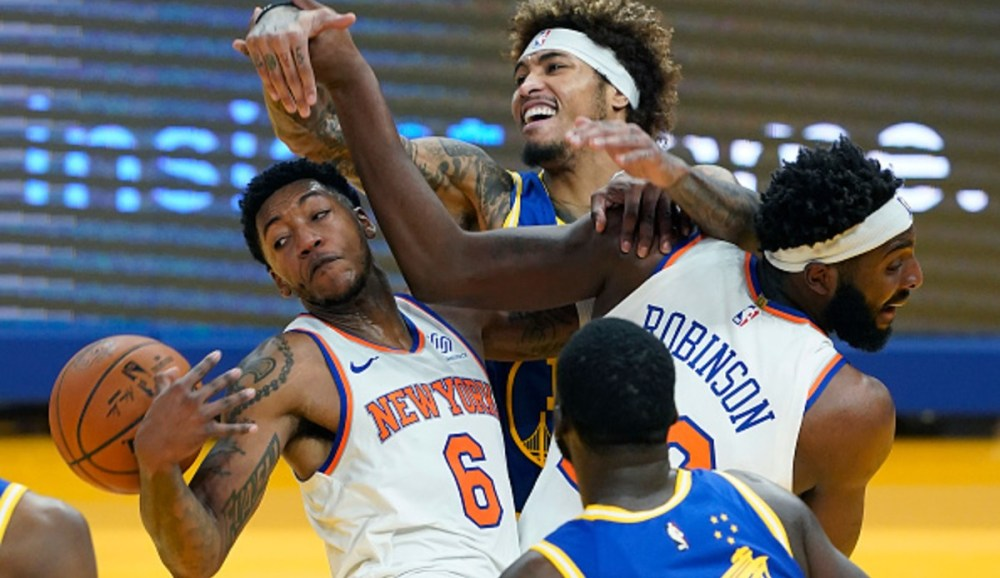 NBA: New York Knicks win at the Golden State Warriors - World Today News