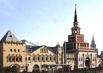 Казанский вокзал в Москве: адрес, телефон, официальный ...