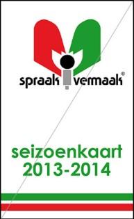 Seizoenkaart 2013/2014