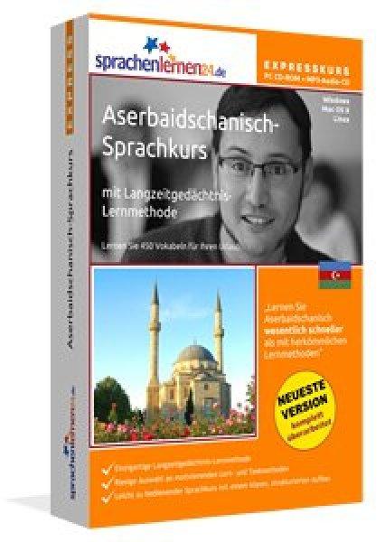 Aserbaidschanisch lernen 4