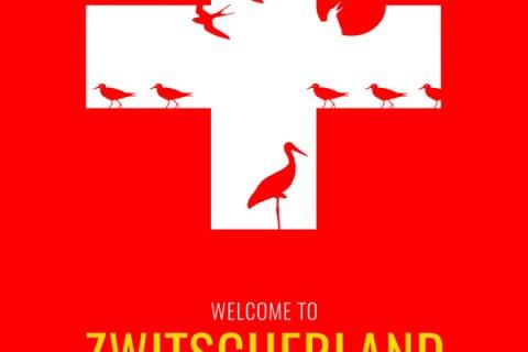 «Welcome to Zwitscherland» von Marc Tschudin