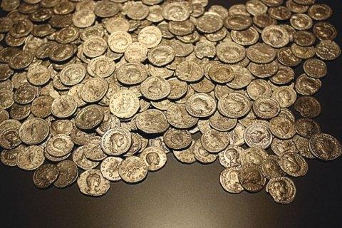 Grossartiger Fund – Schenkung ans Münzkabinett