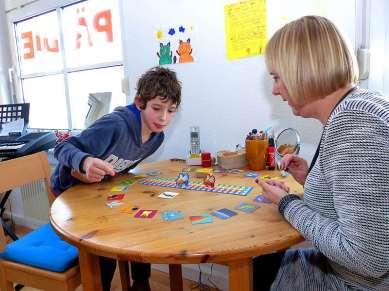 Kindgerechte Therapieansätze in der Sprachentwicklung