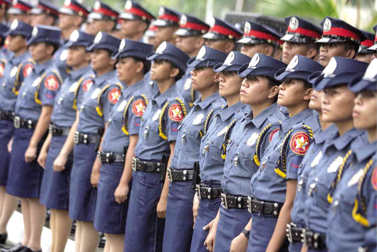 PNP eyes database of erring cops