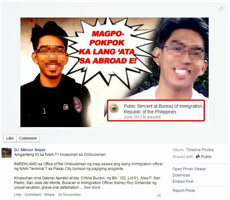 What is the truth behind PHL BI Officer Sidney Roy Dimandal?