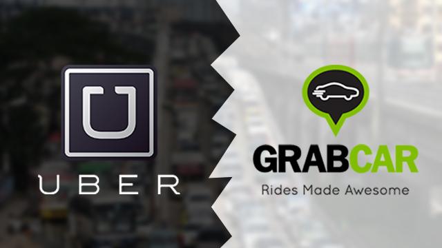 Ahead of LTFRB TNC legalization deadline, GrabCar now 100% legal– Uber rushing to beat deadline