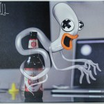 "Matt Magill ""Bottle"" Print"