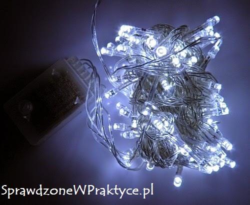 oświetlenie choinkowe led