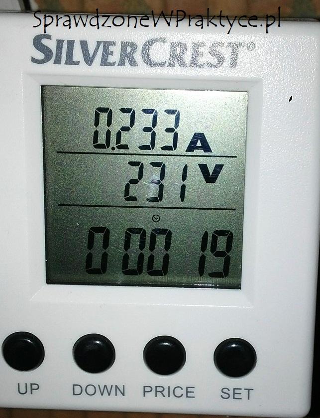 pobór prądu przez pompę solarną