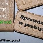 Brykiet RUF firmy ICF Wood kupiony w Castoramie – mój test.