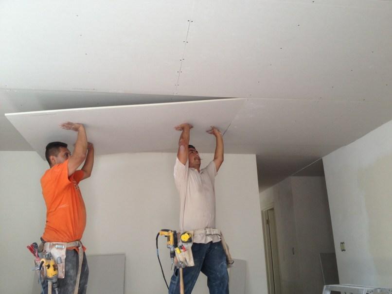 Popcorn Ceiling Asbestos Removal