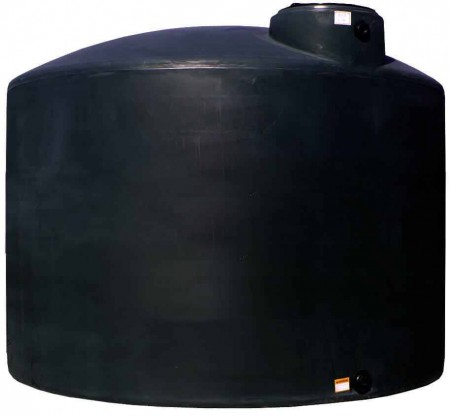 40635 Norwesco 3000 Gallon Plastic Water Storage Tank