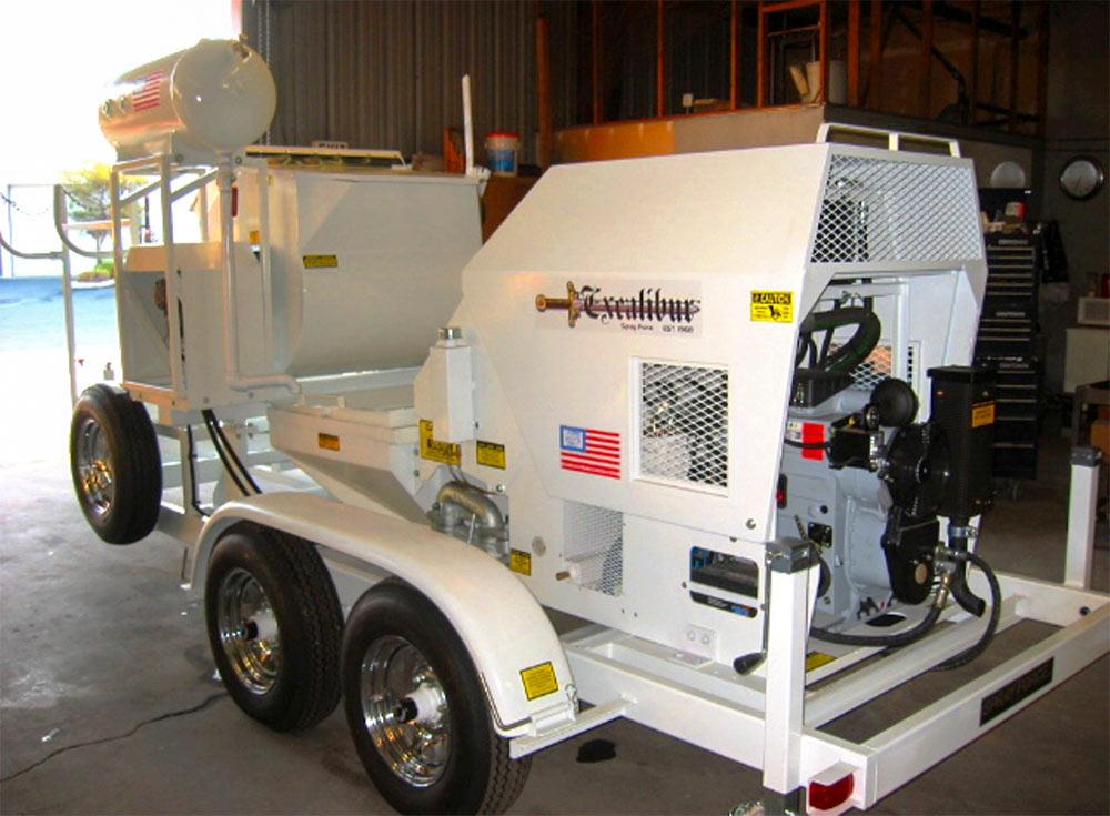 Excalibur Hydra SR-2 Plastering applicator