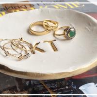 DIY: Personalized Ring Dish