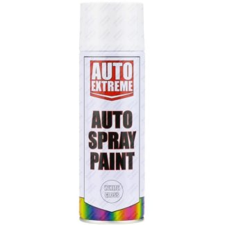 White Gloss Spray Paint 400ml