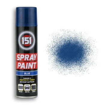 250ml-151-Blue-Gloss-Spray-Paint