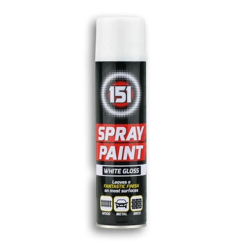 250ml-151-White-Gloss-Spray-Paint