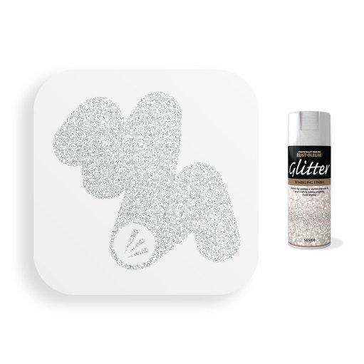 Rust-Oleum-Sparkling-Silver-Glitter-Spray-Paint-400ml