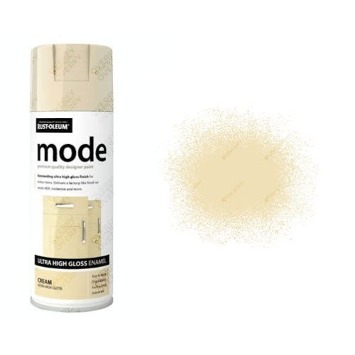 Rust-Oleum Mode Cream Gloss Ultra High 400ml