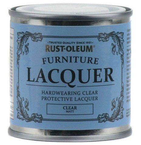 Clear Matt Furniture Laquer Sprayster