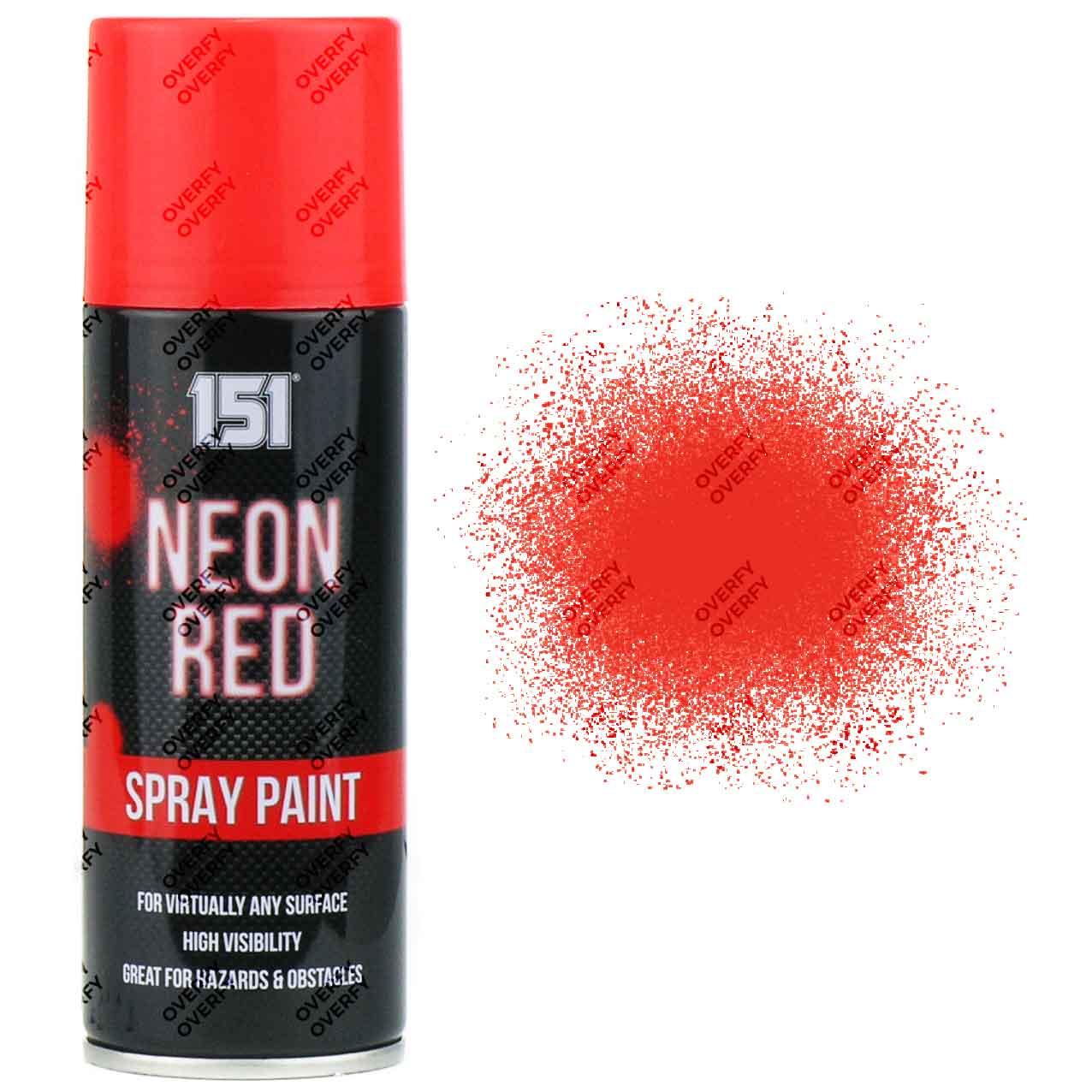 Neon Red 151